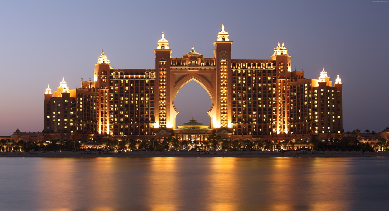 Atlantis Palm Dubai Venue