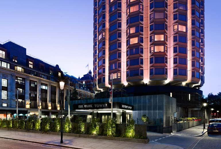 Sheraton Park Tower London Workshop Venue